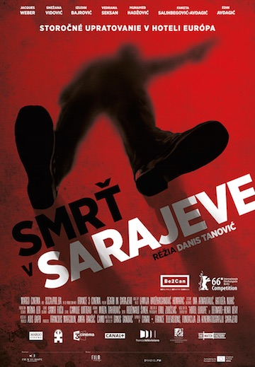 film Smrť v Sarajeve (2016)