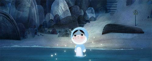 Film Pieseň mora (2014)