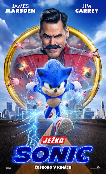 film Sonic the Hedgehog (2020)