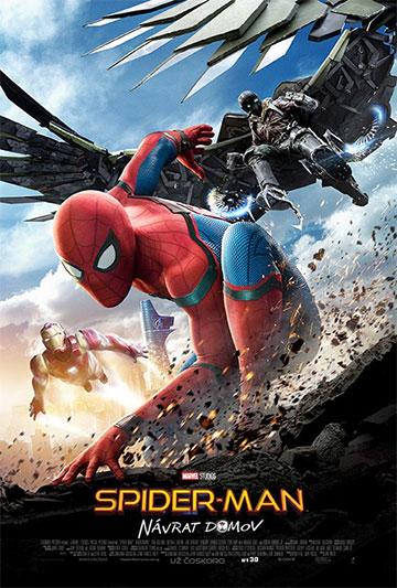 film Spider-Man: Návrat domov (2017)