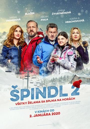 film Špindl 2 (2019)