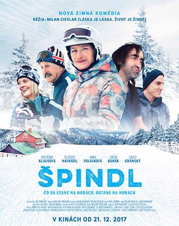 film Špindl (2017)