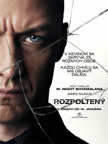 film Rozpoltený (2017)