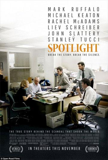 film Spotlight (2015)