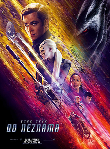 film Star Trek: Do neznáma (2016)