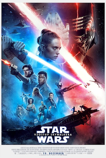 film Star Wars: Vzostup Skywalkera (2019)