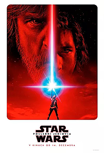 film Star Wars: Posledný Jedi (2017)