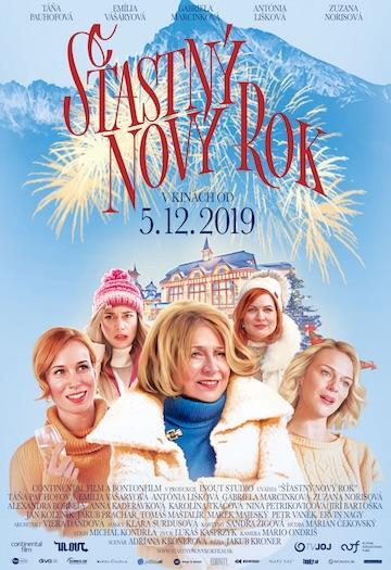 film Šťastný nový rok (2019)