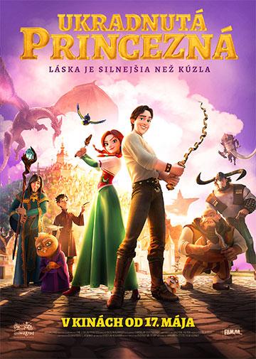 film Ukradnutá princezná (2018)