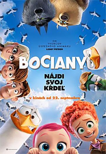 film Bociany (2016)