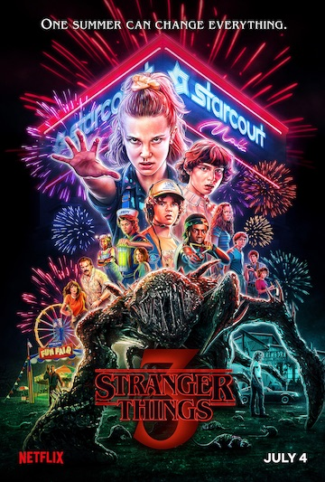 serial Stranger Things (2016)