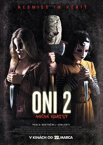 film Oni 2: Nočná korisť (2018)