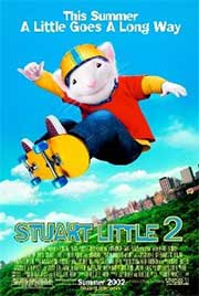 film Myšiak Stuart Little 2 (2002)