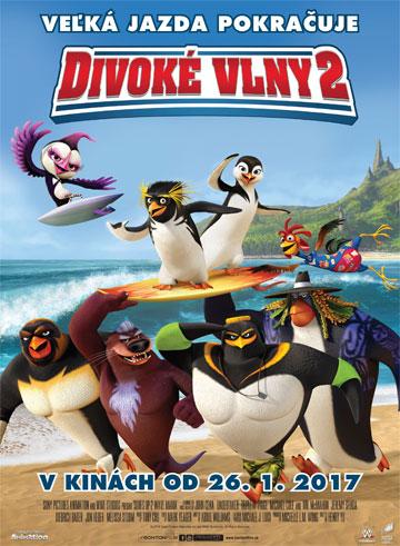 film Divoké vlny 2 (2017)