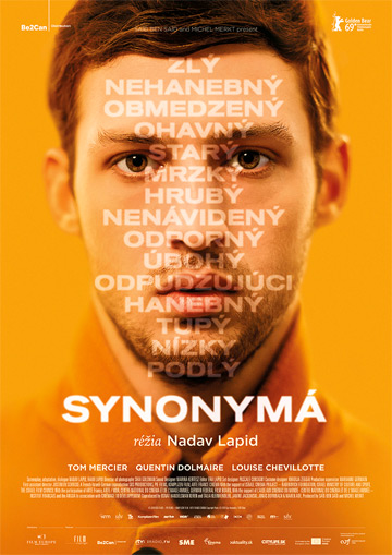 film Synonymá (2019)