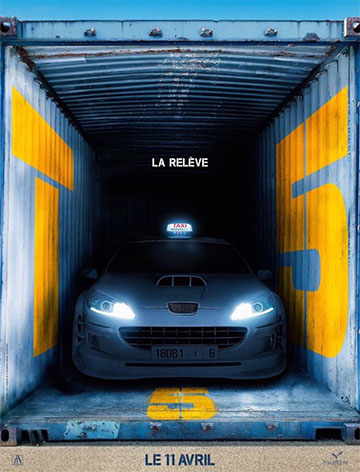 film Taxi 5 (2018)