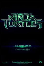 film Ninja korytnačky (2014)