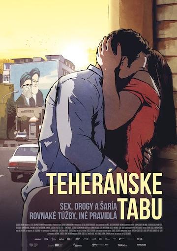 film Teheránske tabu (2017)