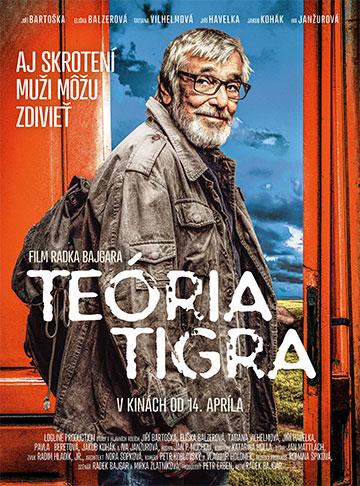 film Teória tigra (2016)