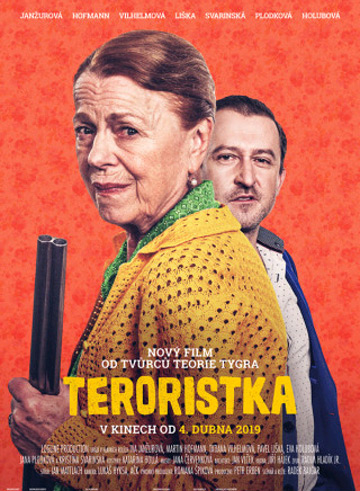 film Teroristka (2019)