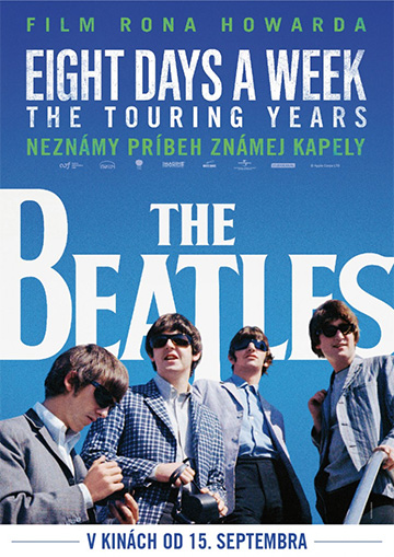 film The Beatles: Eight Days a Week - The Touring Years (2016)