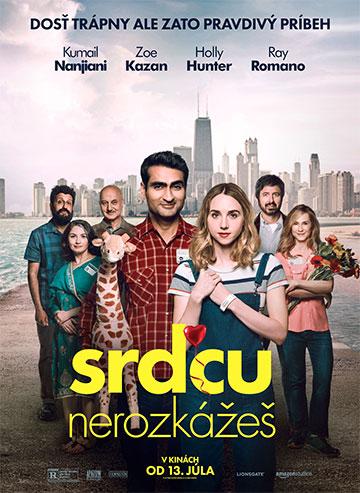 film Srdcu nerozkážeš (2017)