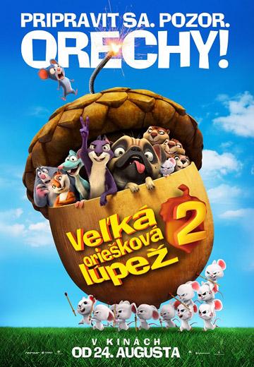 film Veľká oriešková lúpež 2 (2017)