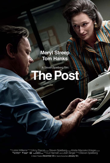 film The Post: Aféra v Pentagone (2017)