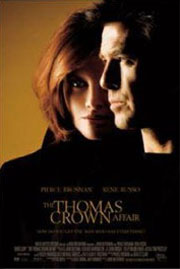 film Aféra Thomasa Crowna (1999)
