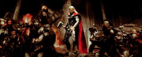 Film Thor: Temný svet (2013)