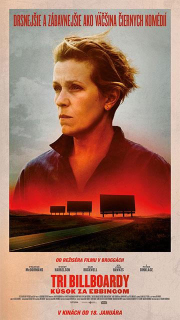 film Tri billboardy kúsok za Ebbingom (2017)
