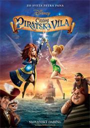 film Cililing a pirátska víla (2014)