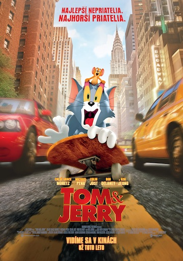 film Tom and Jerry (2021)