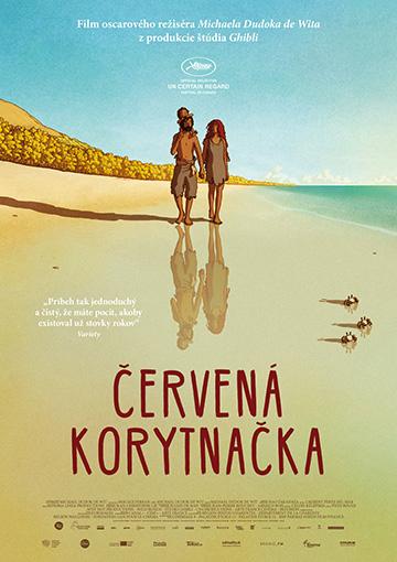 film Červená korytnačka (2016)