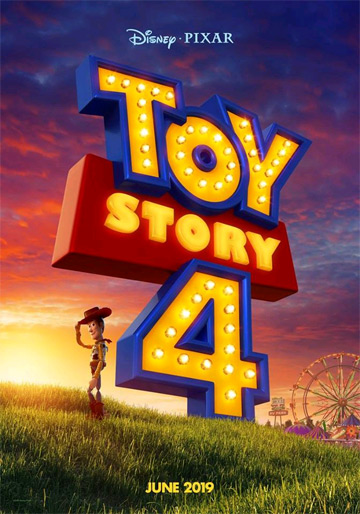 film Toy Story 4 (2019)