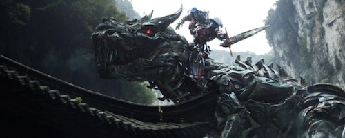 Film Transformers 4: Zánik (2014)