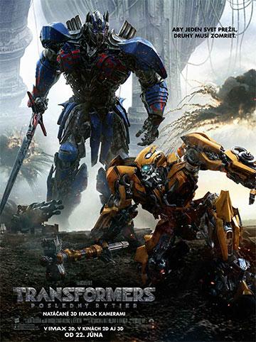 film Transformers: Posledný rytier (2017)
