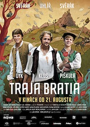 film Traja bratia (2014)