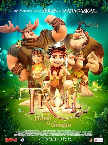 film Troll: Príbeh o chvoste (2018)
