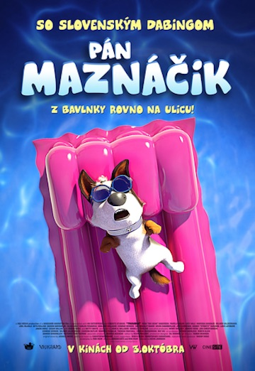 film Pán Maznáčik (2019)
