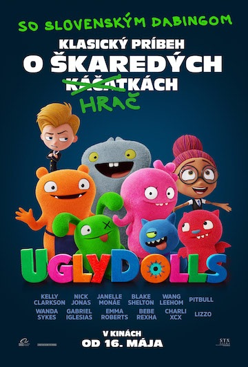 film Ugly Dolls (2019)