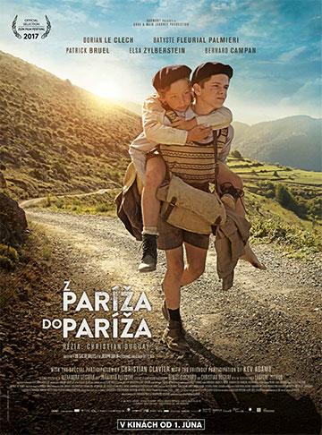 film Z Paríža do Paríža (2017)