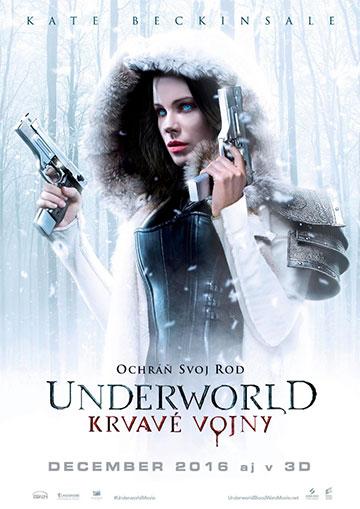 film Underworld: Krvavé vojny (2016)