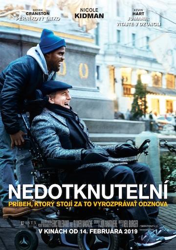 film Nedotknuteľní (2017)