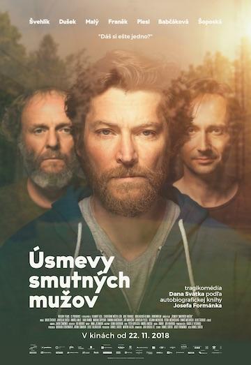 film Úsmevy smutných mužov (2018)