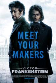 film Victor Frankenstein (2015)