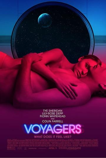 film Voyagers: Vesmírna misia (2021)