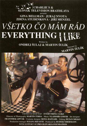 film Všetko čo mám rád (1992)