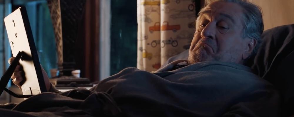 Film Ako dostať deda z domu (2020)