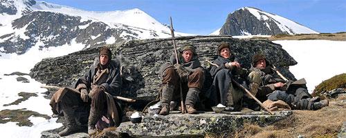 Film Útek zo Sibíri (2010)